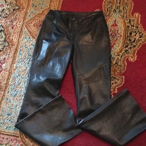 Leather pants Wilson's leather size 4,6